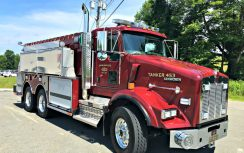 Wetside Tanker – Ashford North-Cove Fire Department, NC
