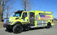 Commercial Tanker – Clarksville Fire Company, NY