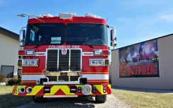 Columbus Division of Fire Sutphen
