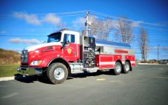 Commercial Tanker – Durham County Fire and Rescue, NC