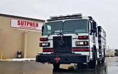Custom Pumper – Elon Fire Department, NC