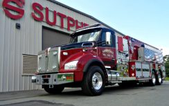Commercial Tanker – Harford Volunteer Fire Department, PA
