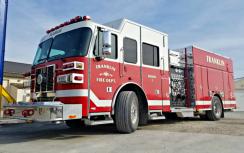 Customer Pumper – Franklin Fire Department, TN