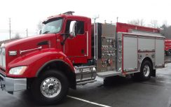 Commercial Pumper – Foxworth Fire Department, MS