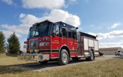Custom Pumper – Grosse Pointe Fire Department, MI