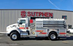 Commercial Pumper – North Towanda Fire and Rescue, PA