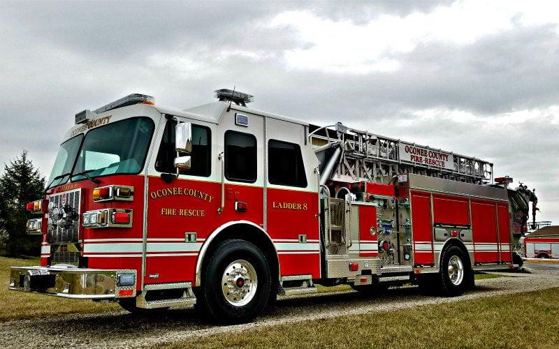 SP 70 – Oconee County Fire and Rescue, GA – Sutphen