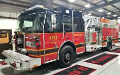 SL 75 – Port Huron Fire Rescue, MI