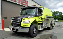 Commercial Wetside Tanker – Sparrowbush Fire District, NY