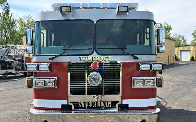 SP 70 – Sterling Fire Department, CT – Sutphen