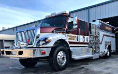 Commercial Pumper – Tarkington Fire Department, TX