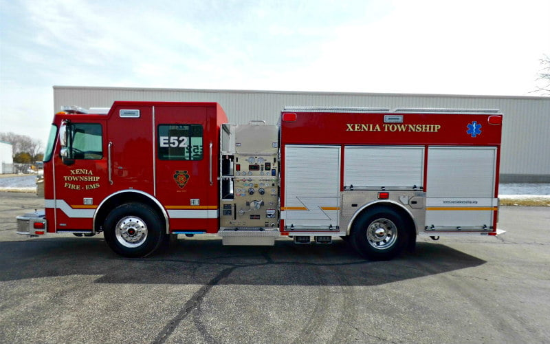 Xenia Township Fire Department